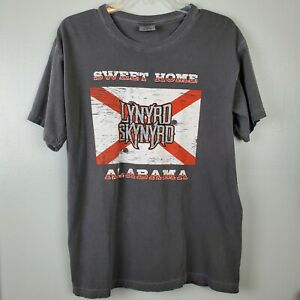 Lynyrd Skynyrd Farewell Tour Sweet Home Alabama Graphic Tee T-Shirt Band Medium