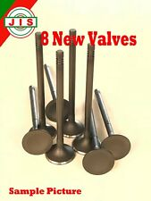 8 of 95-99 Mitsubishi Eclipse 420A 2.0L DOHC Engine Exhaust Valves MIEV420A
