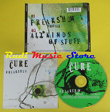 CD Singolo THE CURE Freakshow 2008 eu GEFFEN 0602517746947 no lp mc dvd (S11)