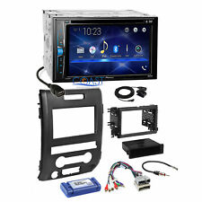 Pioneer DVD Sirius Camera Input Stereo Dash Kit Harness for 2009-12 Ford F-150