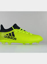 (tg. 46 Eu) adidas x 17.2 FG Scarpe da Calcio Uomo Giallo (solar Yellow Legend