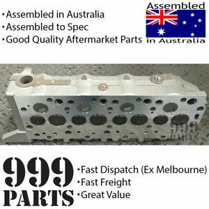 New Assembled Head Fits Mitsubishi 2.4L Diesel 4D56 non-intercooled+VRS gaskets