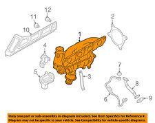 AUDI OEM 10-11 A5 Quattro-Turbocharger 06H145702S