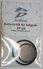Batterie - Kit  für TC Subgear XP10,  XP-10    mit Teflon beschichtetem O-Ring!!