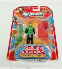 Young Justice Figures Green Lantern DC Universe Carded Sealed Toys Superhero