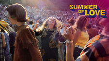 SUMMER OF LOVE & LEGENDS OF THE CANYON - 2 DVDs, 1960s Hippy Documentaries ~ PBS
