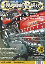 CB400F Douglas SW5 Imola Bultaco Sherpa Montesa Cota Ossa Gripper Trophy TR6C CB