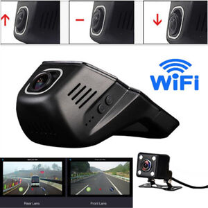 HD Mini Hidden WiFi Car DVR Camera Vehicle Dash Cam Video Recorder App Control