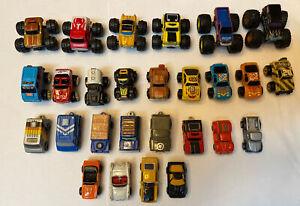 Vintage Galoob Micro Machines Lot of 27 Vehicles