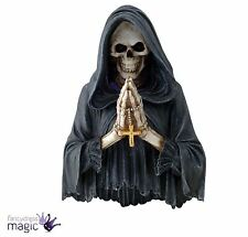 Nemesis Now Gothic Ornament Figurine Grim Reaper Death Final Prayer Home Gift