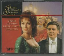 Saluti da Vienna-canzoni, valzer, Operette - 3-cd READER'S DIGEST NUOVO & OVP