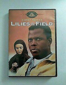 Lilies of the Field DVD 2001 Widescreen Sidney Poitier 1963
