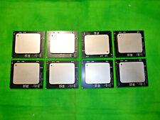 Intel Xeon E7-4870 SLC3T 2.4GHz 10 Core LGA 1567 CPU Processor    LOT OF 8   @10