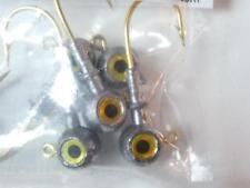 Dockside Golden Eye Saltwater Jig Head 3/8 oz. Fishing Tackle New In Package