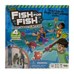 Survival Skillz! Fish for Fish Ready, Steady, Catch! The Fish Catching Game