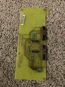 HP Agilent 7673 18594-60020 Auto sampler Card