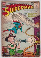 Superman #96 VG- 3.5 Lois Lane Mr Mxyztplk Wayne Boring Art 1955!