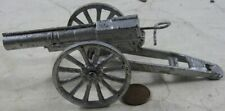 Vintage Cast Iron Field Artillery Cannon #1