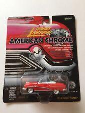 Johnny Lightning American Chrome 1953 Buick Super Die Cast 1:64,MISP (B43)