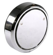 Westbrass D493Chm-26 Universal Bath Drain Overflow Faceplate Polished Chrome
