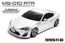 MST MS-01D 1/10 Scale 4WD RTR Drift Car (2.4G)(brushless) TOYOTA FT-86