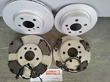 MINI F55 F56 F57 FRONT & REAR BRAKE DISCS & PADS + SENSOR WIRES 2014 ON>>>