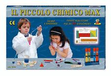 Il Piccolo Chimico Max 1 Piu' di 90 Esperimenti Made in Italy Il Negozio di Alex