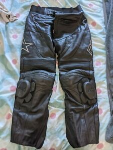 RST pro Series Leather Trousers