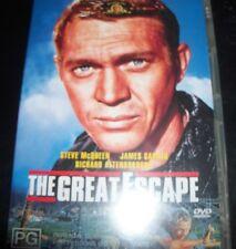 The Great Escape (Steve McQueen James Garner) (Australia Region 4) DVD – New