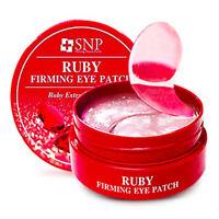 [SNP] Ruby Firming Eye Patch (1.4g x 60ea) Moisture Anti Wrinkle
