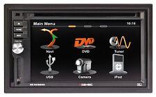 Zoll Bildschirmgröße 6,2 Softwaremedium CD Einbau-Navigationssysteme fürs Auto