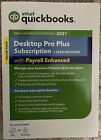 Intuit - QuickBooks Desktop Pro Plus 2021 with Payroll Enhanced (1-Year) Windows