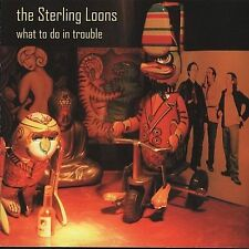 What to Do in Trouble * by Sterling Loons (CD, Dec-2004, Artist One Stop / AOS)