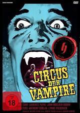 # DVD CIRCUS DER VAMPIRE - HAMMER EDITION 11 - Koch Media - Horror Klassiker NEU