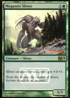 4x Megantic Sliver FOIL | NM | Prerelease Promos | Magic MTG