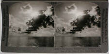 Keystone Stereoview Equatorial Sunrise, JAVA, D. E. I. from the 1920's 400 Set
