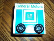 GM Cowl Plugs NOS Biscayne Bel Air Impala Chevelle SS GTO Cutlass Firebird