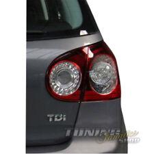 Original VW LED Rückleuchten SET für VW Golf 5 V in Kirschrot Rot / Schwarz