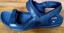 NEW ECCO JAB STRAP SANDAL WOMENS 10-10.5 US 41 Eur AMPUTEE LEFT SHOE ONLY