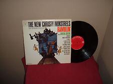 "THE NEW CHRISTY MINSTRELS: RAMBLIN         12""      33 RPM        LP"