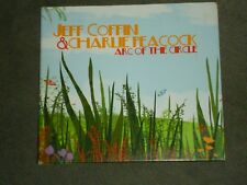 Jeff Coffin & Charlie Peacock ‎Arc Of The Circle (CD, 2008) Marc Ribot