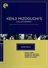 CRITERION COLLECTION: KENJI MIZOGUCHI'S FALLEN - DVD - Region 1 - Sealed