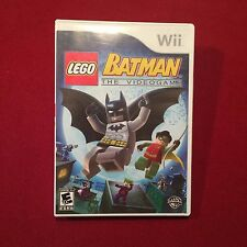 Nintendo Wii LEGO Batman Video Game Rated E