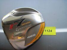 LH TaylorMade r7 Draw 460 10.5° Driver RE*AX Senior Flex Graphite  #L 1124