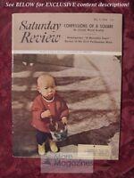 Saturday Review May 9 1964 ERNEST HEMINGWAY VALERIE DANBY-SMITH ELMO ROPER