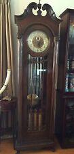 Winterhalder and Hofmeier Grandfather Floor Clock, chimes
