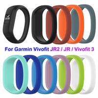 Strap Silicone Watch Band Wristbands For Garmin Vivofit JR 2 / Vivofit 3