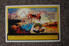 Empire of the Ants Lobby Card Movie PosterJoan Collins Robert Lansing
