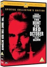 The Hunt for Red October Special Collector S Edition DVD 1990