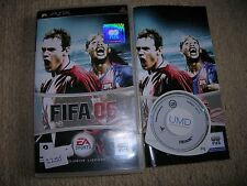 FIFA 06  - Rare Sony PSP Game